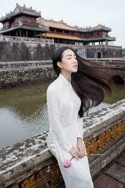 Image result for áo trắng huế