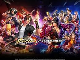 the king of fighters allstar is