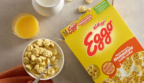 eggo waffle cereal is ing back to