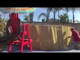 Dress Up Your Above Ground Pool Tiki Intex Pool Youtube