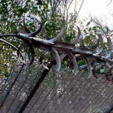 Security Fence Security Fencing Anti Climbing Security Spikes