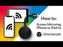how to screen mirroring iphone or ipad