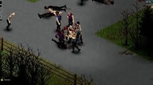 project zomboid you got red on you
