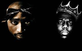 tupac and biggie wallpapers top free