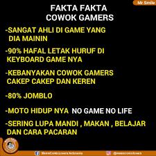 foto meme cowok gamers kolektor lucu