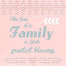 quotes family love god blessing sweet nothings