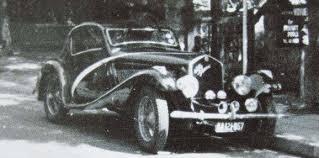 1933 Alfa Romeo 6c1750 GS Coupé by Figoni