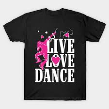 I Love Dance Decal Choose Color V And T Gifts Decals Handmade Products Sports Outdoors