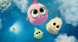 zoe vivi and sam sam in angry birds 2