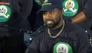 Kanye rocks Kingston