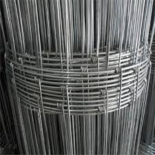 China Directly Factory Selling High Tensile Farm Fence With Fixed Knot Or Hinge Joint Cattle Fence Field Fence China Bull Bar Network Farm Field Fencing