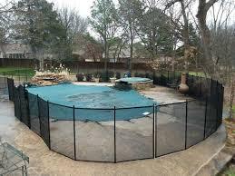 Pool Safety Fence Oklahoma City Pool Fence Installer Oklahoma City