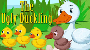 The Ugly Duckling Full Story | Animated Fairy Tales for Children ...