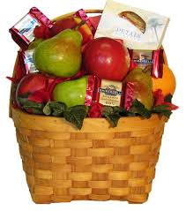 fresh fruit gift baskets