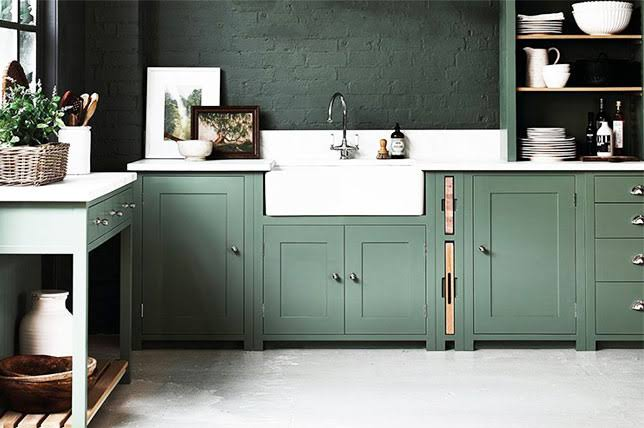 4 paint colours that are on-trend