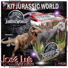 Kit Imprimible Jurassic World Kits Imprimibles Facebook