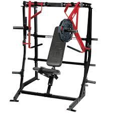 gym equipment hammer strength