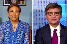 George Stephanopoulos tests positive for coronavirus but says he's ...