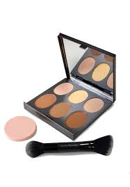 magic minerals contour makeup palette