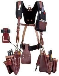 5093 stronghold beltless 6 bag framer