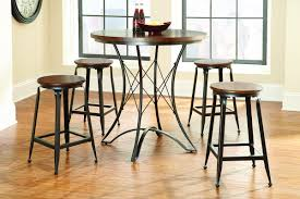Steve Silver Adele Wood 5pc Counter Height Set | The Classy Home