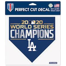Los Angeles Dodgers Car Decals Dodgers Bumper Stickers Decals Fanatics