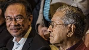 Malaysia's Pakatan Harapan coalition backs Anwar as PM | News | Al Jazeera