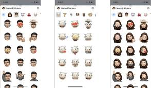 How To Use Memoji Stickers On Iphone And Ipad Imore