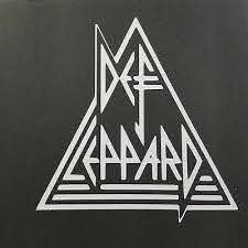 Def Leppard Vinyl Decal Sticker Laptop Tumbler Car Truck Window Ebay