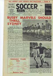 Melbourne Soccer: Soccer World, Week ...