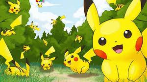pokemon pikachu hd wallpaper background