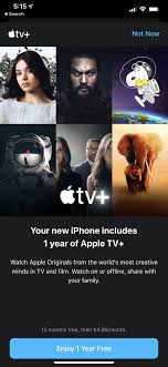 How to sign up for Apple TV+ and stream original content ...
