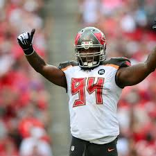 Buccaneers place Adrian Clayborn on injured reserve - Bucs Nation