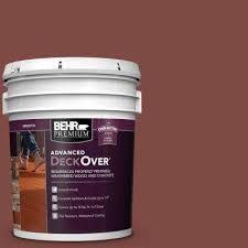 waterproof deck paint exterior