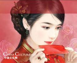 chinese makeup for lips
