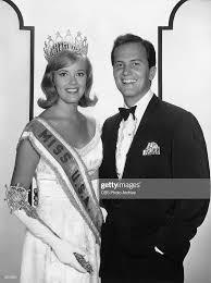 Bobbi Johnson, Miss USA 1964, and American actor and singer Pat ...