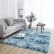 Fluffy Faux Fur Area Rugs Plush Shag Furry Rug Large Non Slip Carpet For Living Room Bedroom Kids Play Room Home Decor Walmart Com Walmart Com
