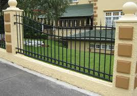 Fencing Contractors Company Security Commercial Fencing