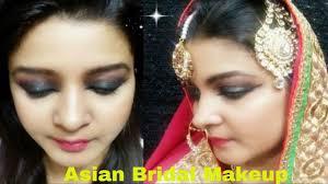 asian bridal makeup video arabic