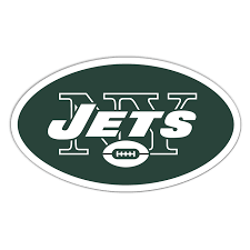 New York Jets Nfl Logo Sticker