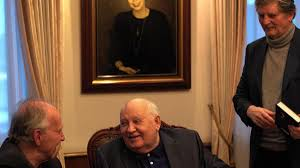 Herzog incontra Gorbaciov «Un testamento politico»