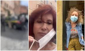 Alda D'Eusanio contro la Guardia di Finanza: il video della vergogna