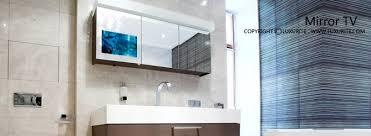 cabinet tv kitchen tv waterproof tv