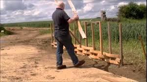Fence Construction 11 Youtube