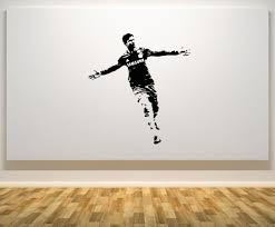 Diego Costa Spain Football Player Decal Wall Art Sticker Picture Free Shipping Wall Art Stickers Decal Wallwall Art Aliexpress