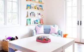 50 Incredibly Creative Playroom Furniture And Decor Ideas