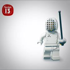 Lego Minifigures Series 13 Fencer Toys Games On Carousell