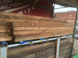 8ft X 3x3 Fence Posts Treated Nut Meg D S Reclamation Salvage Facebook
