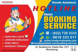 service mobil honda