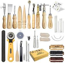 leather craft tool simpzia 28 pcs